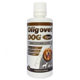 Vitamini za pse - Oligovet Dog Liquid 100 ml